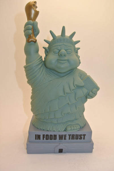 Statue of Gluttony