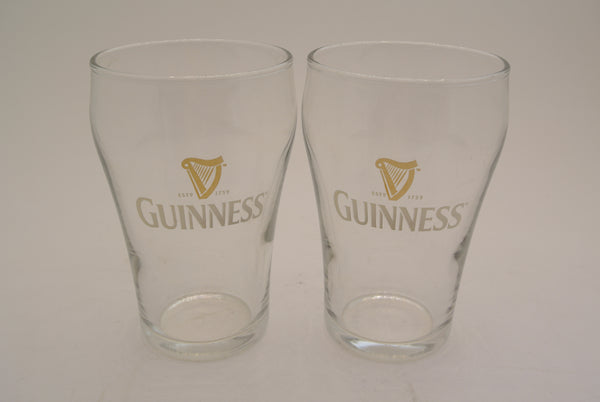 Pair of Guinness Glasses