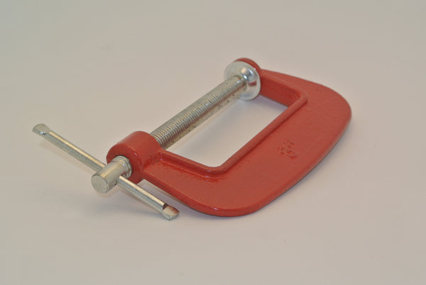 75mm Red Clamp