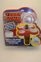 Tower Pong Drinking Game