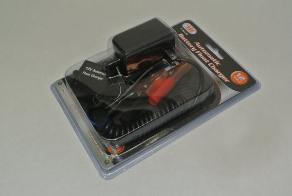 12v Automatic Float Battery Charger