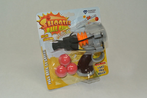 Shooter Ball Gun