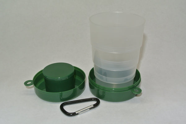 Cute Collapsible Camping Cup
