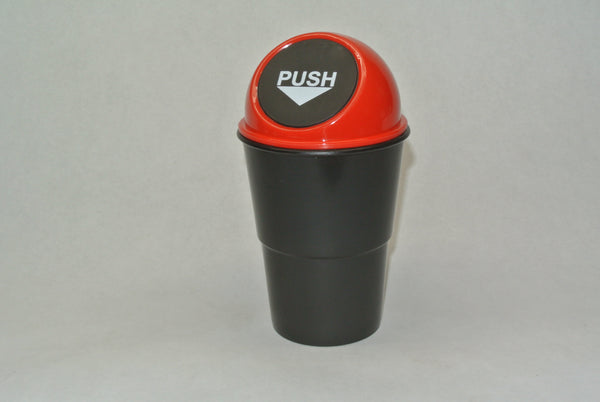 Cupholder Trash Can