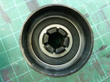 6203RS sealed ball bearing in a plastic housing