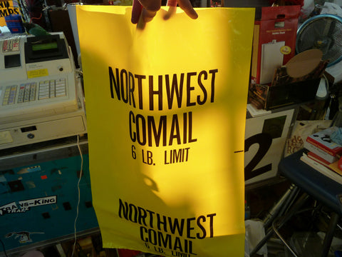 Box of 50 NW Comail Bags
