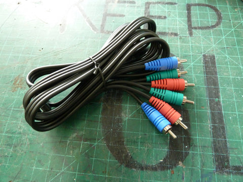 Red Green Blue Component Video Cable