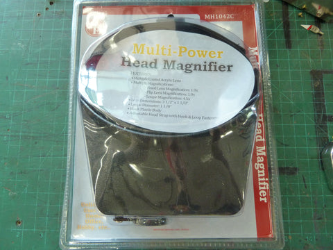 Multi-Power Head Magnifier