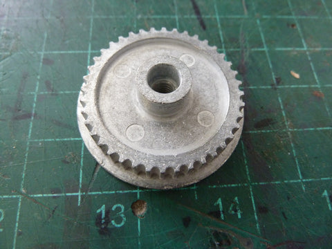 40 tooth timing belt pulley