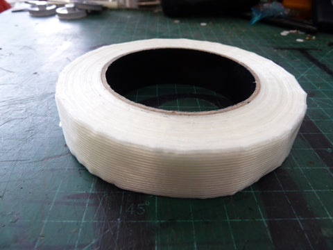 Filament/strapping tape