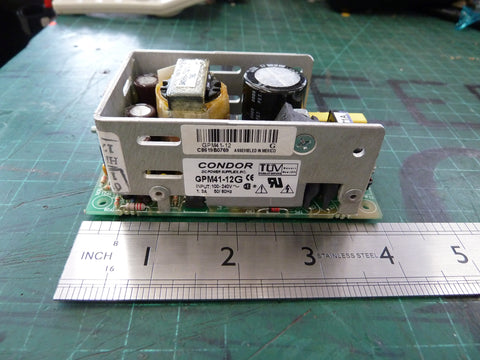 Condor GPM41-12G 12V 3.3A power supply