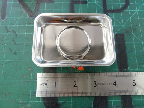 Rectangular Magnetic Tray