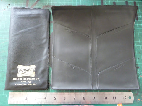 Miller travel wallet