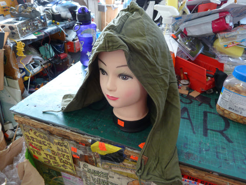 Surplus Army Hood