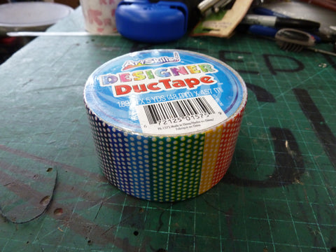 Rainbow Polka Dot Tape