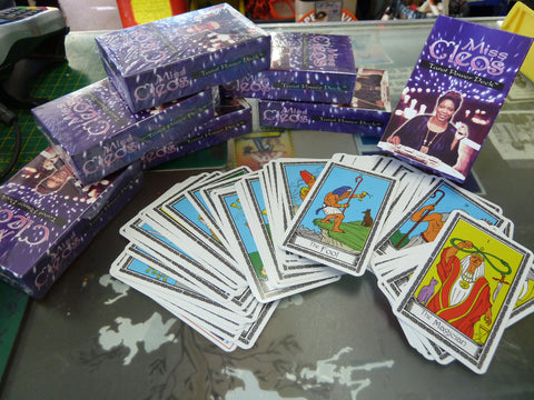 Miss Cleo's Tarot Power Deck
