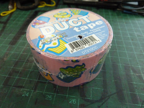 Cupcake Duct Tape
