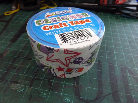 Nerdy Duct Tape