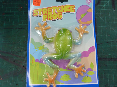 Stretchee Frog