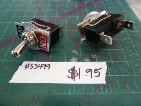 On Off SPST Toggle Switch