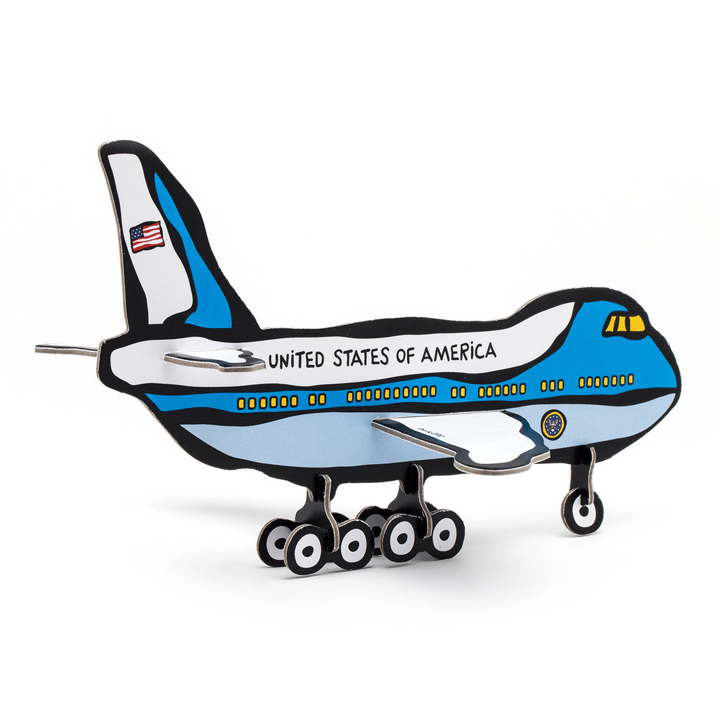 DC Air Force One Pop-Out!