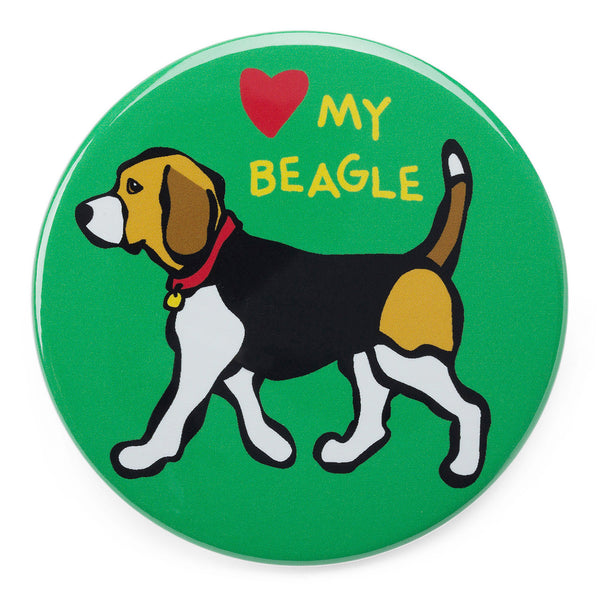 Love my Beagle Magnet