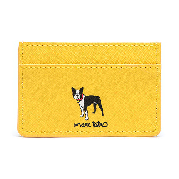 Boston Terrier Cardholder