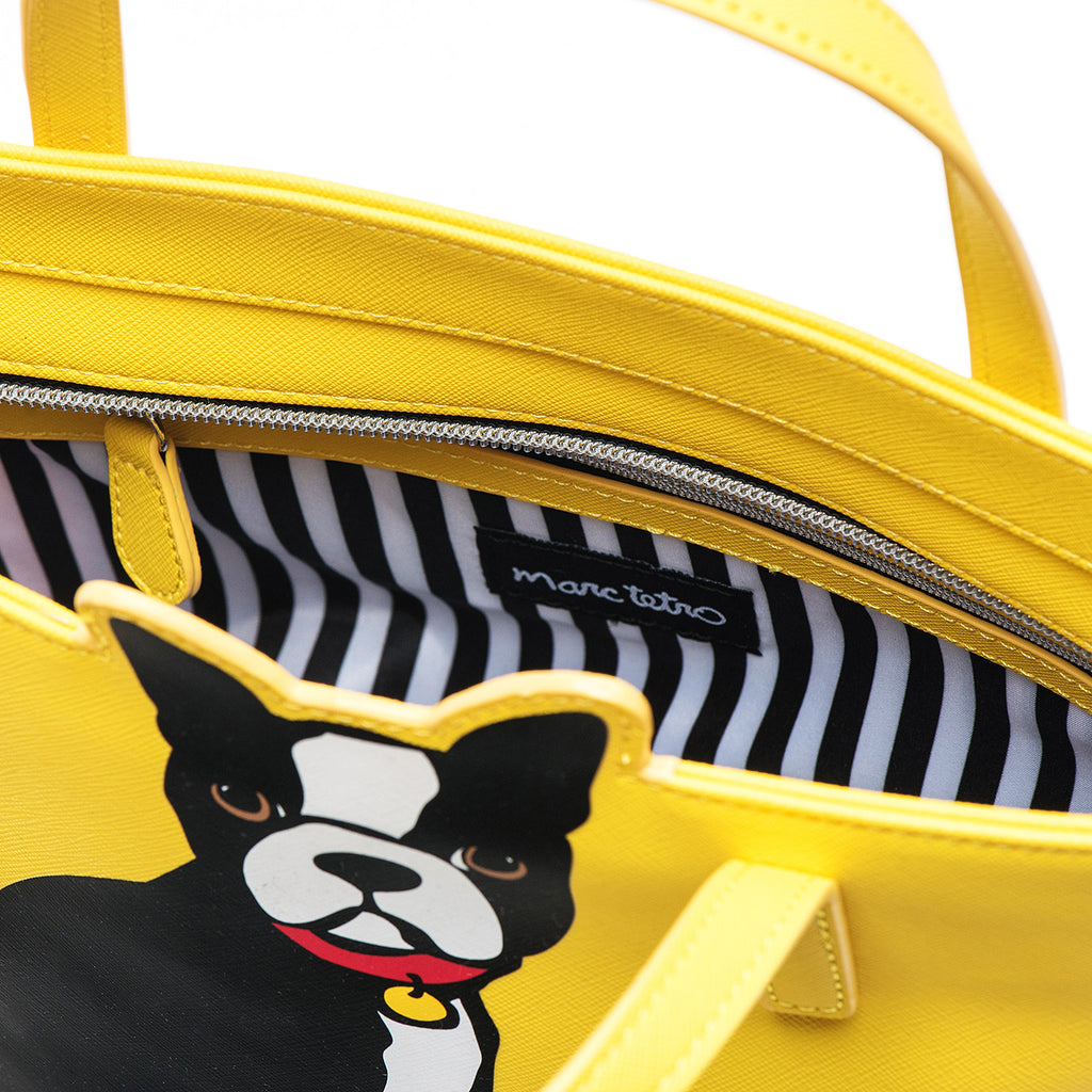 Boston Terrier Crossbody Bag*