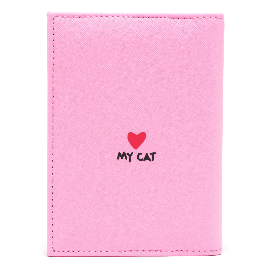 Cat Passport Cover