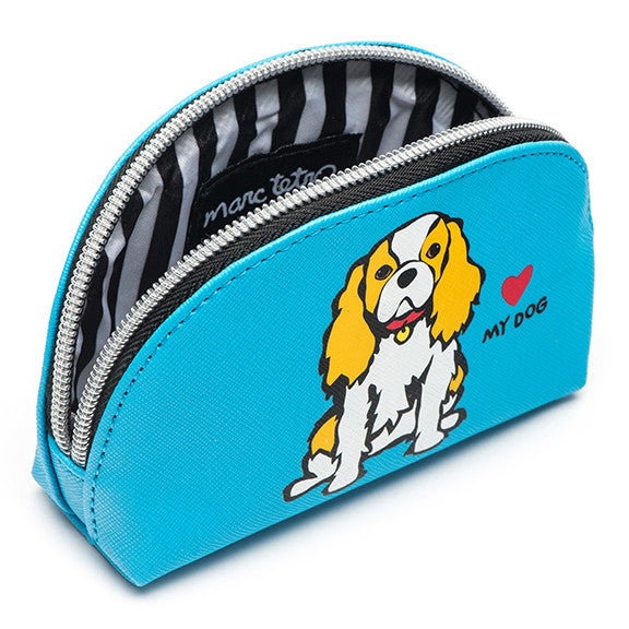 Cavalier King Charles Cosmetic Case - Mini