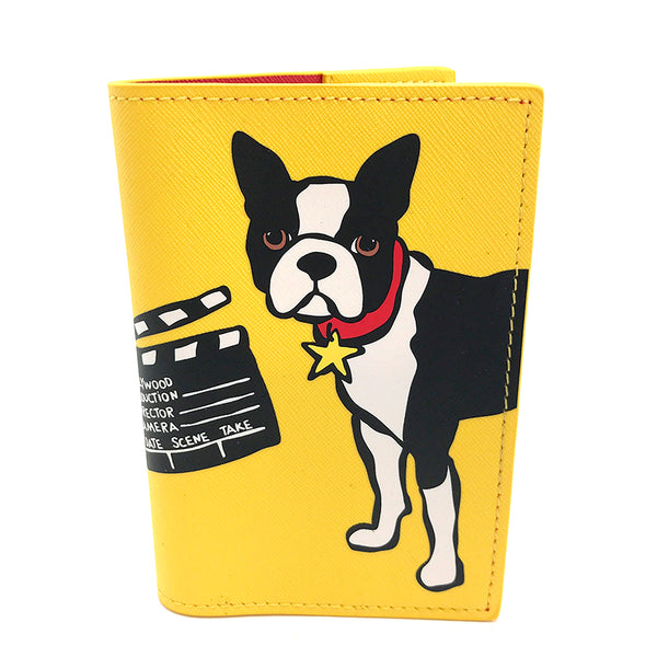 SALE! Boston Terrier Passport Cover