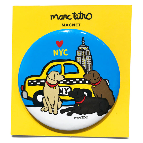 NYC Labs Magnet