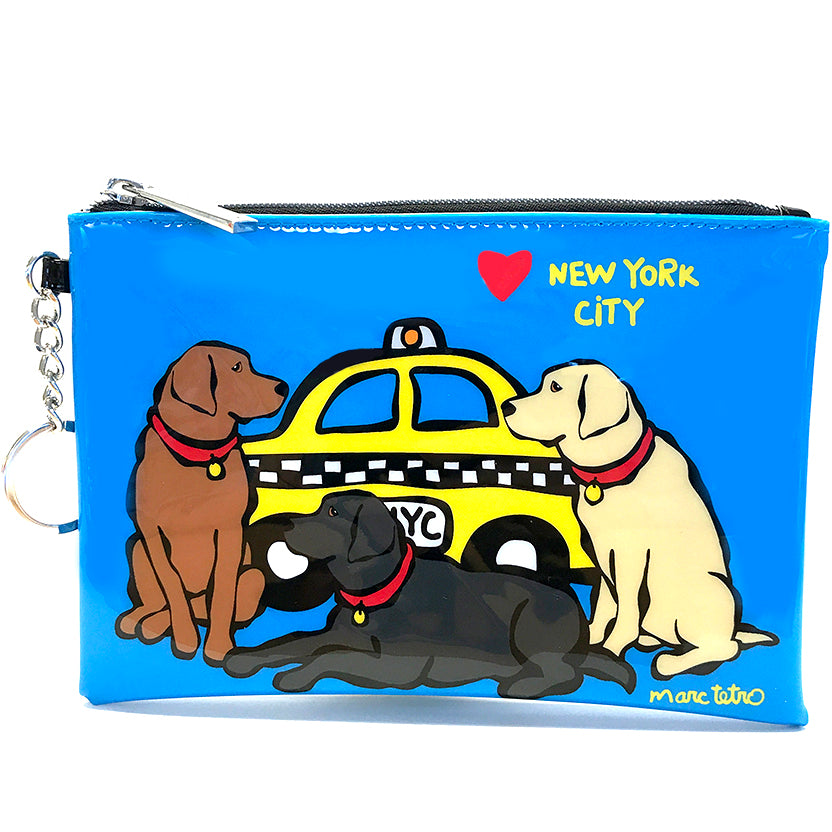 NYC Labs Zip Pouch