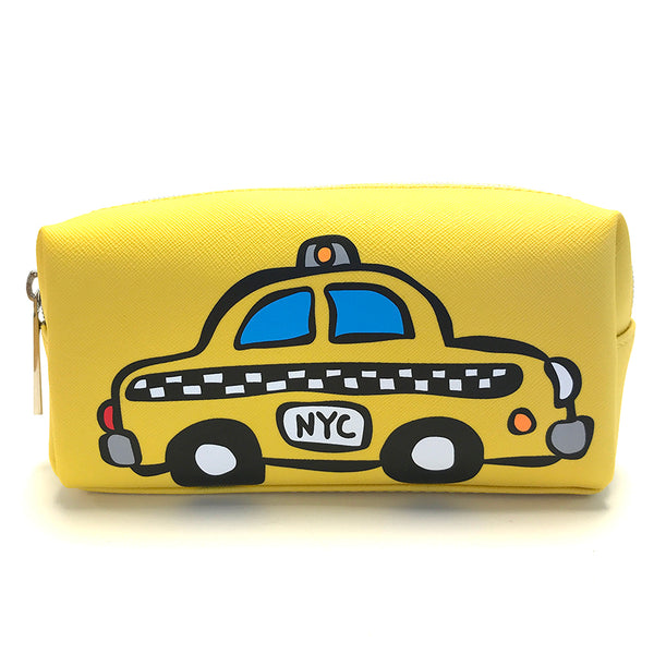 Taxi Cosmetic Case - Small
