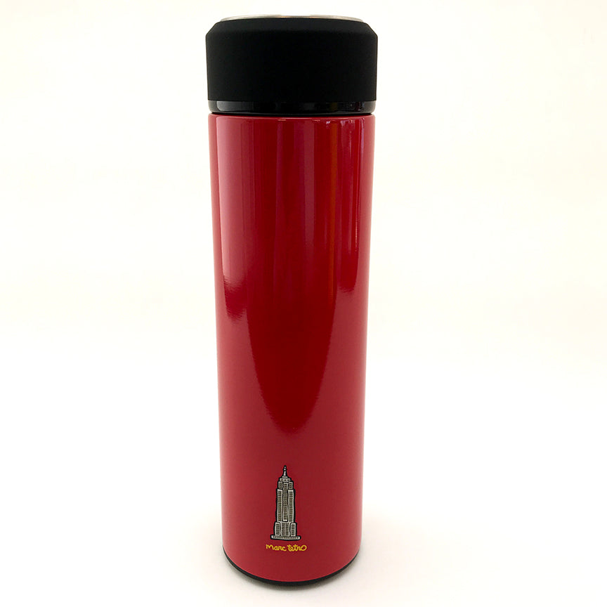 NYC Westie Vacuum Insulated Water Bottle