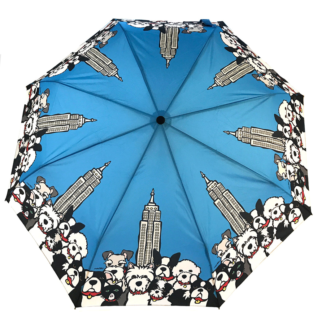 NYC Dog Group Umbrella