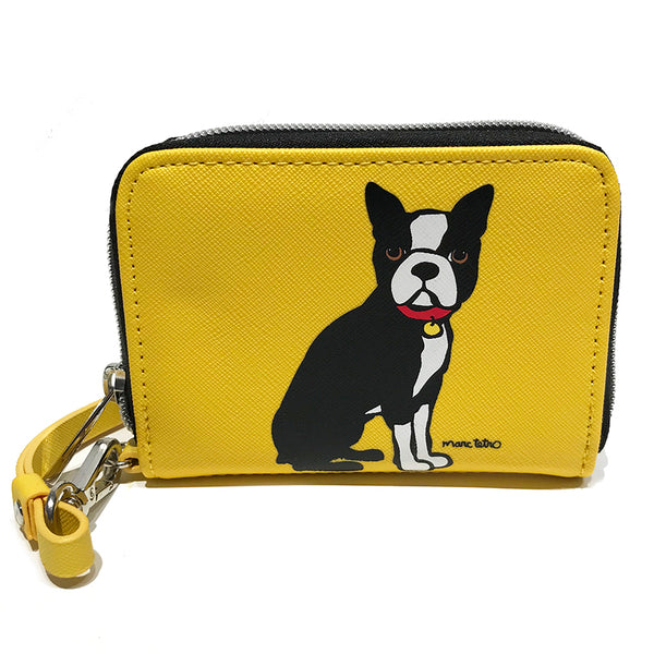 SALE! Boston Terrier Small Wallet