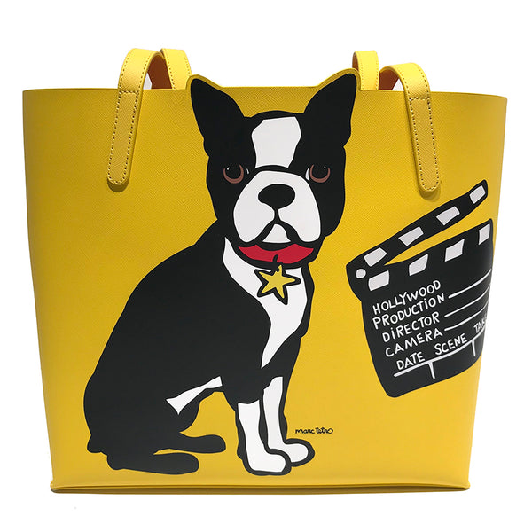 SALE! HW Boston Terrier Tote Bag