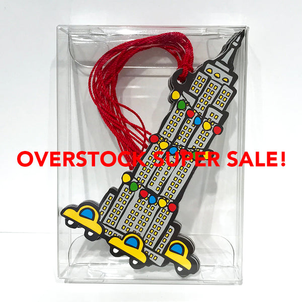 SALE! NYC Empire State Building Gift Tags