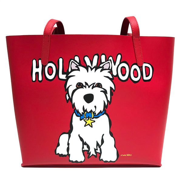 SALE! Westie HW Tote Bag