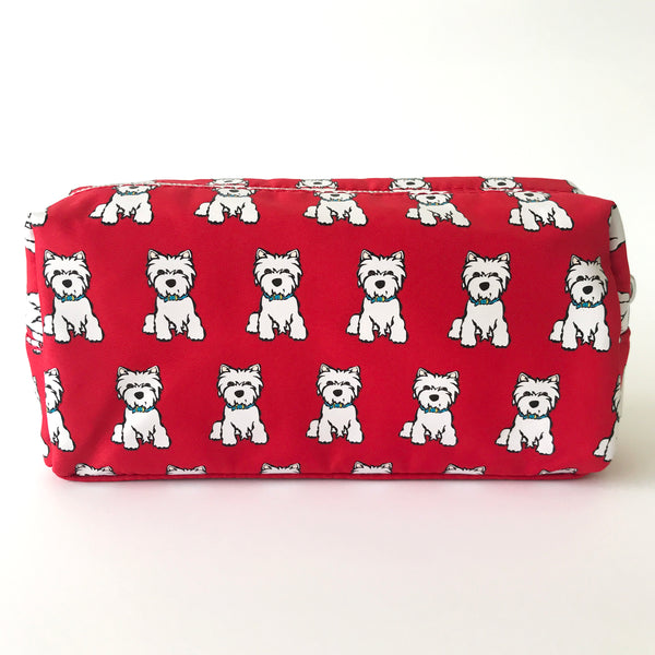 SALE! Westie Pattern Bag