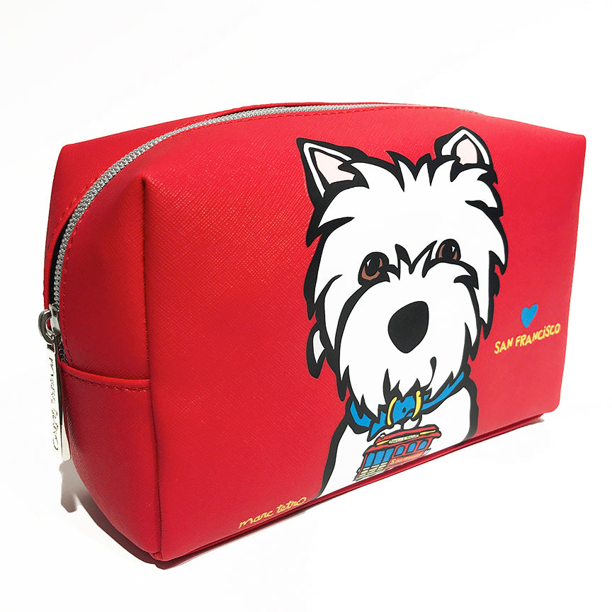 SALE! SF Westie with Cable Car