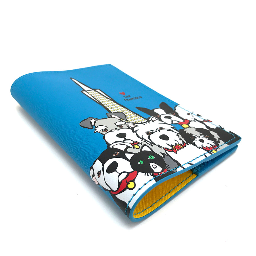 San Francisco Group Passport Cover