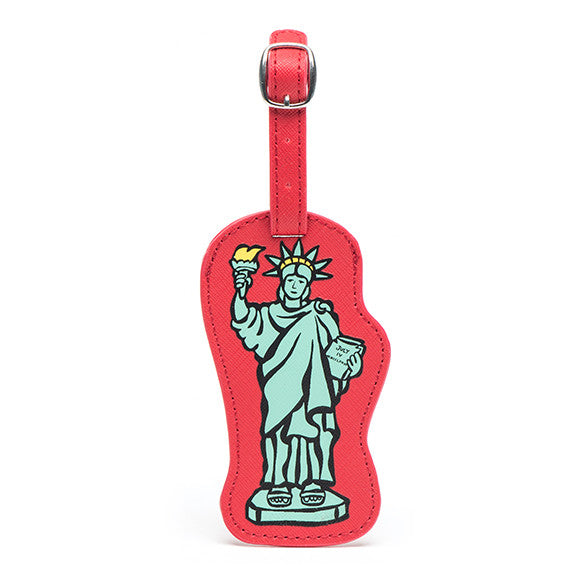Statue of Liberty Luggage Tag