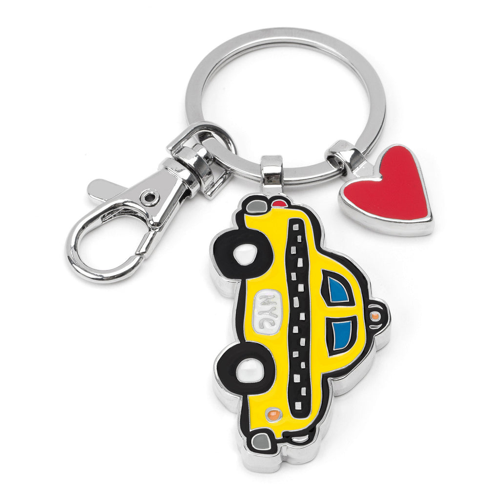 SALE! NYC Taxi Keyring