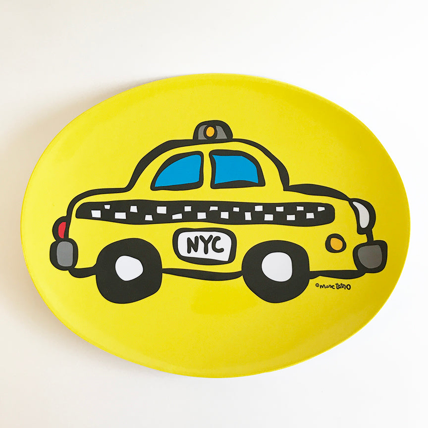 SALE! NYC Taxi - Platter