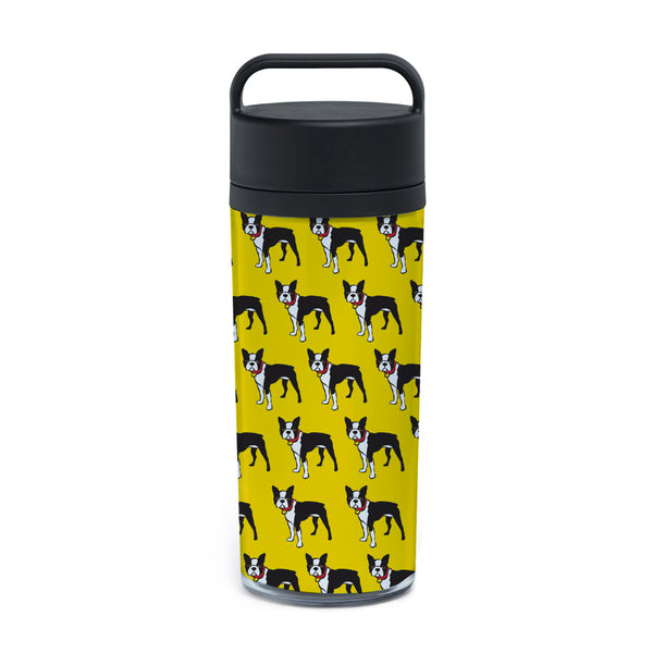 New! Boston Terriers Tumbler