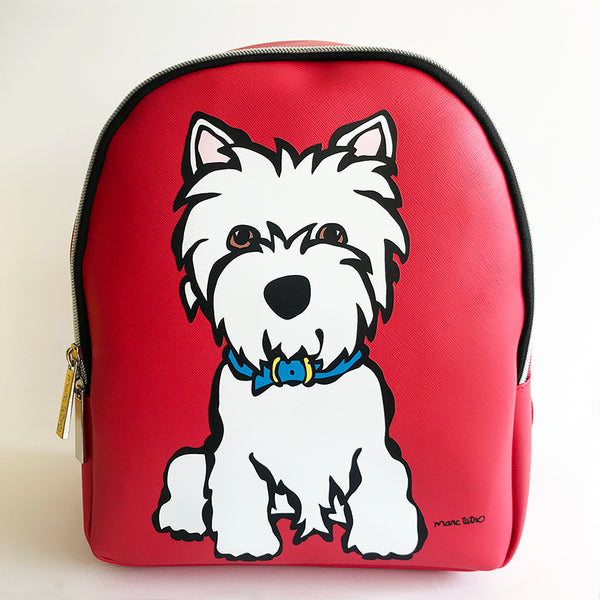 SALE! Westie Backpack