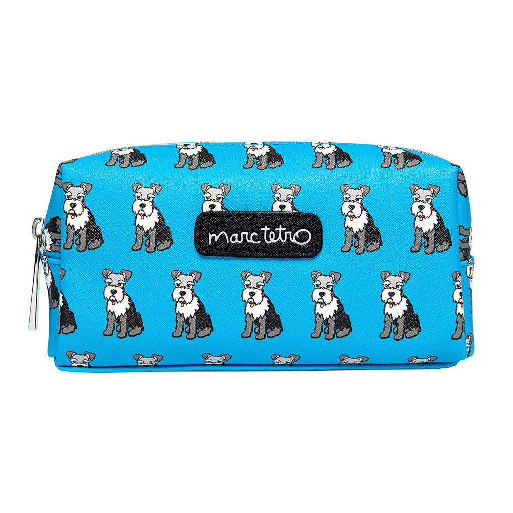 Schnauzers Cosmetic Case - Small