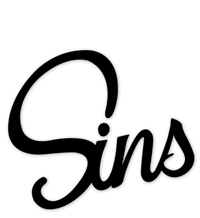Sins Transfer Sticker